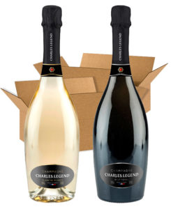 Duo Discovery Bundle, Charles Legends Champagne in Hong Kong